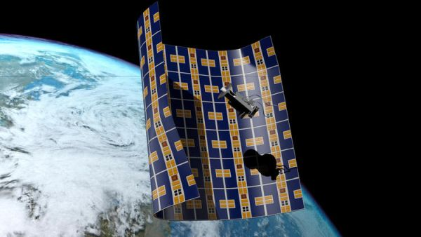 GARBAGE ORBITING EARTH CAN PULVERIZE SATELLITES. HOW TO CLEAN UP? HERE ARE SOME IDEAS