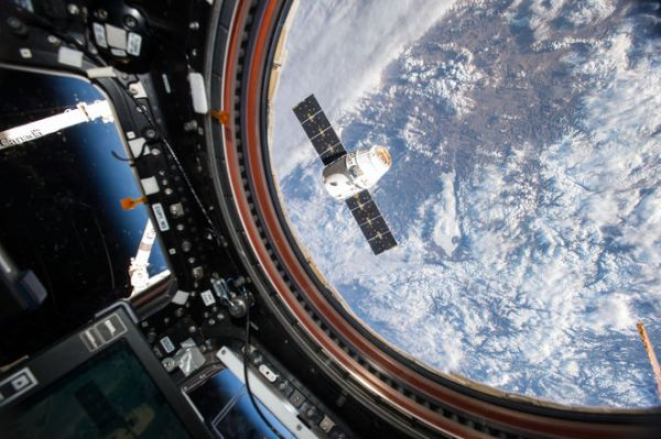 SPACEX DRAGON SPACECRAFT LEAVING SPACE STATION FRIDAY: WATCH IT LIVE