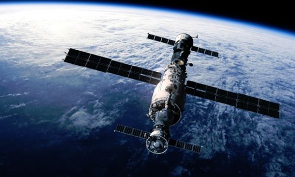WHERE WILL THE OUT-OF-CONTROL CHINESE SPACE STATION LAND?