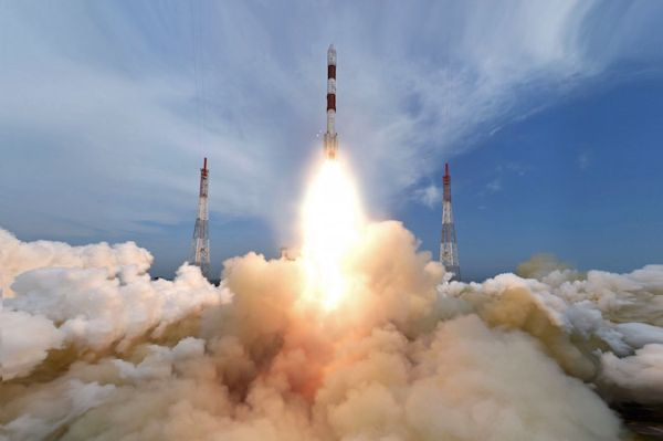 INDIA DECLARES SUCCESS ON PSLV'S MOST COMPLEX MISSION