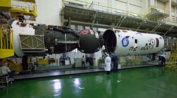 ROSCOSMOS CONFIRMS PLANS TO REDUCE SPACE STATION CREW