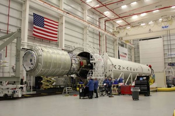TO THE MOON, VIA THE SPACE STATION? A Q&A WITH ORBITAL ATK