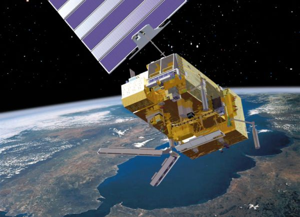 EUROPE'S METOP A SATELLITE OUTLIVES LIFE EXPECTANCY BY FIVE YEARS