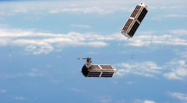 WHITE HOUSE ANNOUNCES SMALL SATELLITE INITIATIVE