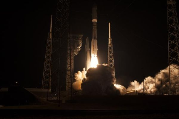 U.S. WEATHER SATELLITE'S LAUNCH PROMISES 'QUANTUM LEAP' IN FORECASTS