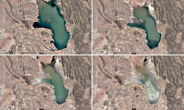 GOOGLE'S SATELLITE TIMELAPSES SHOW THE INCONVENIENT TRUTH ABOUT OUR PLANET
