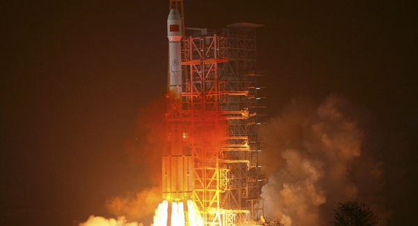 CHINA LAUNCHES NEXT-GEN TELECOMMUNICATIONS SATELLITE