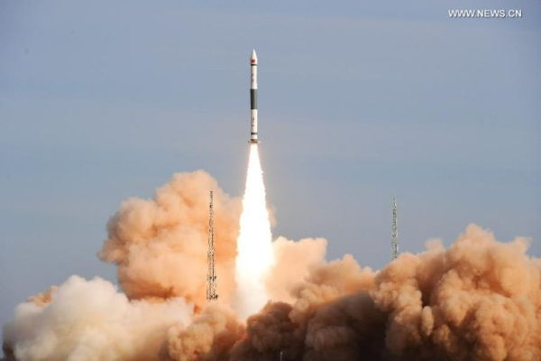 KUAIZHOU ROCKET LIFTS OFF ON FIRST COMMERCIAL MISSION