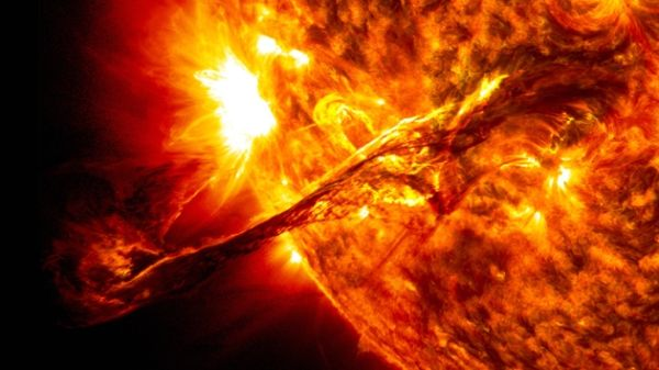 SPACE-WEATHER FORECAST TO IMPROVE WITH EUROPEAN SATELLITE