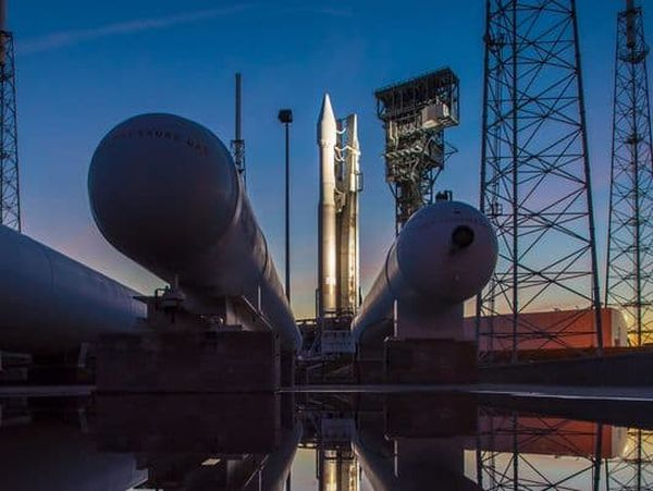 ATLAS V LAUNCH OF A MISSILE WARNING SATELLITE DELAYED UNTIL FRIDAY