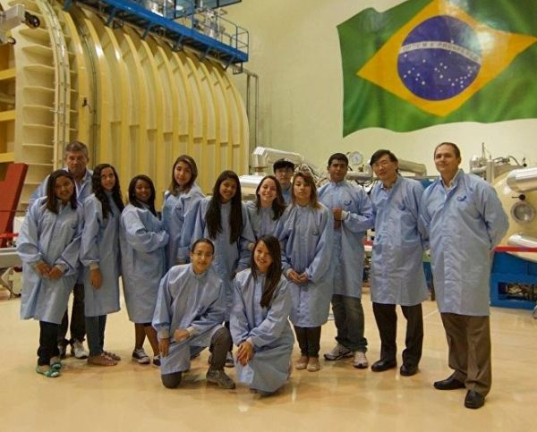 FROM SCHOOL TO SPACE: SATELLITE BUILT BY BRAZILIAN STUDENTS LAUNCHED IN ORBIT
