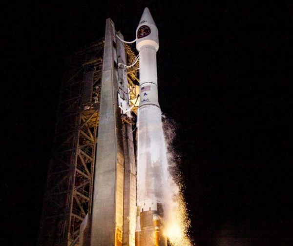 ATLAS 5 ROCKET SUCCESSFULLY DELIVERS VITAL NATIONAL ASSET INTO SPACE