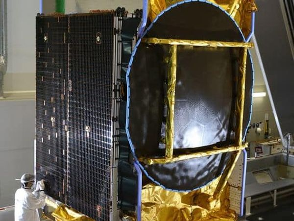 SATELLITE THAT WILL FLY ON USED SPACEX FALCON 9 MOVED TO CAPE