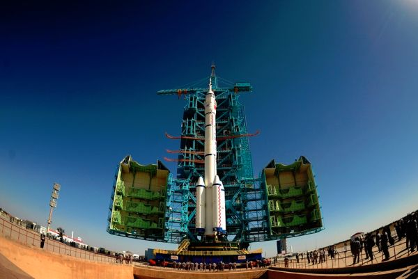 CHINA'S GROWING AMBITIONS IN SPACE