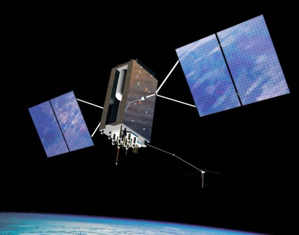LOCKHEED HIT BY U.S. AIR FORCE FOR MORE GPS III SATELLITE FLAWS