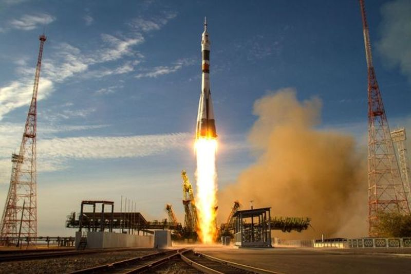 NASA BUYS TWO MORE SEATS TO THE INTERNATIONAL SPACE STATION ON RUSSIA'S SOYUZ ROCKET