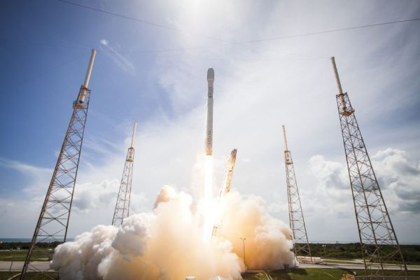 ECHOSTAR 23 SATELLITE WILL LAUNCH TUESDAY ABOARD SPACEX FALCON 9