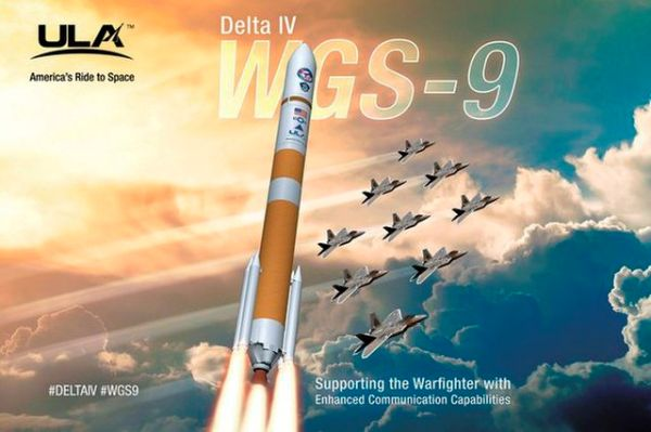 NEW US MILITARY COMMUNICATIONS SATELLITE TO LAUNCH SATURDAY