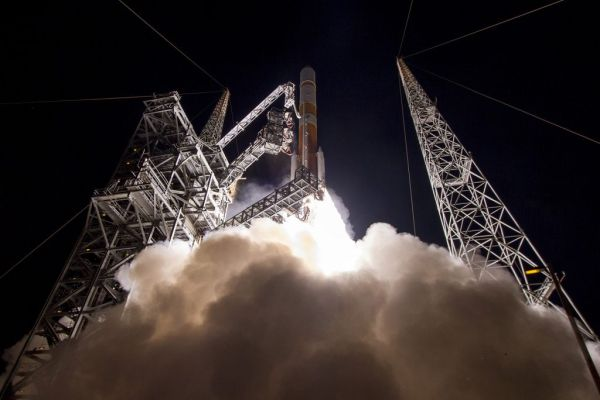 INTERNATIONALLY-BACKED MILITARY SATELLITE SUCCESSFULLY LAUNCHED ATOP DELTA 4 ROCKET