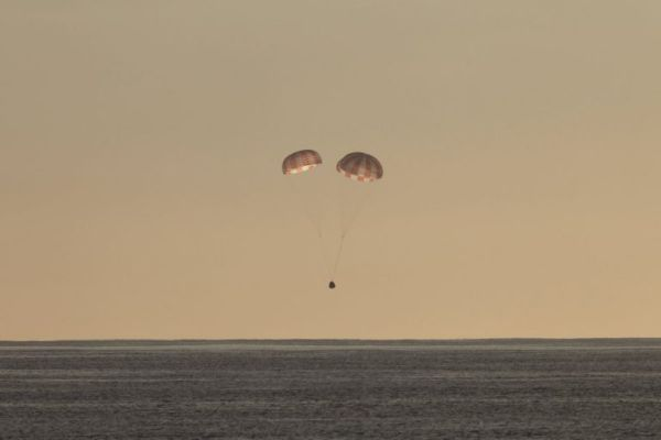 SPACEX'S DRAGON SUPPLY CARRIER WRAPS UP 10TH MISSION TO SPACE STATION
