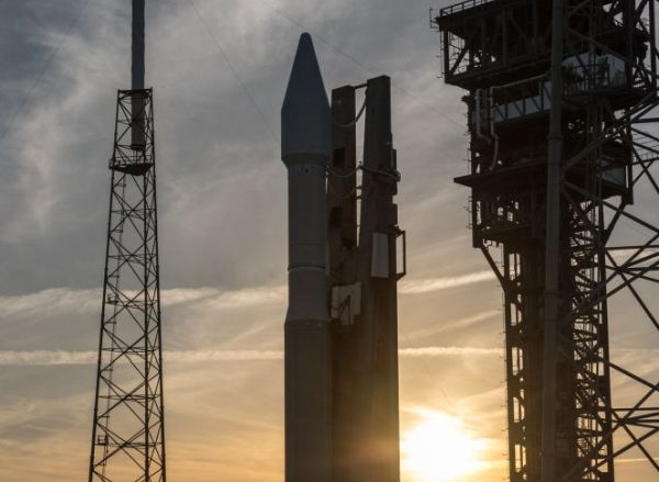 ATLAS 5 ROCKET AIMS FOR FRIDAY NIGHT LAUNCH TO SEND SUPPLIES TO SPACE STATION