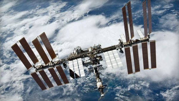 THREE SPACEWALKS, CARGO LAUNCH ON TAP FOR SPACE STATION
