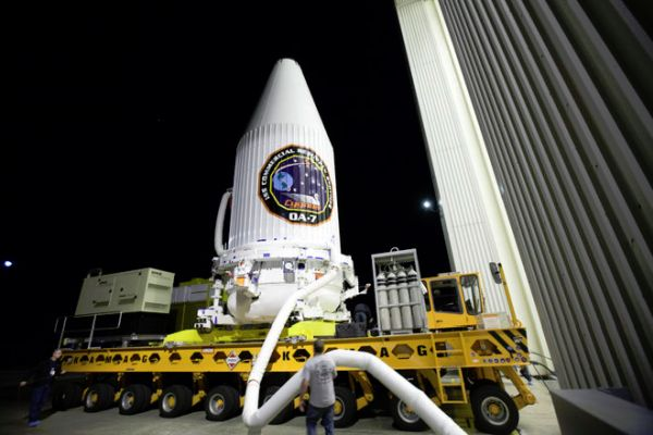 NASA WILL WEBCAST 360-DEGREE VIEW OF CARGO SHIP LAUNCH TUESDAY: WATCH IT LIVE