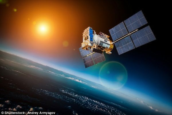 SATELLITE CRASHES 'TO SOAR BY 50%' BECAUSE CHEAPER COST OF PRODUCING CRAFT WILL LEAD TO THOUSANDS BE
