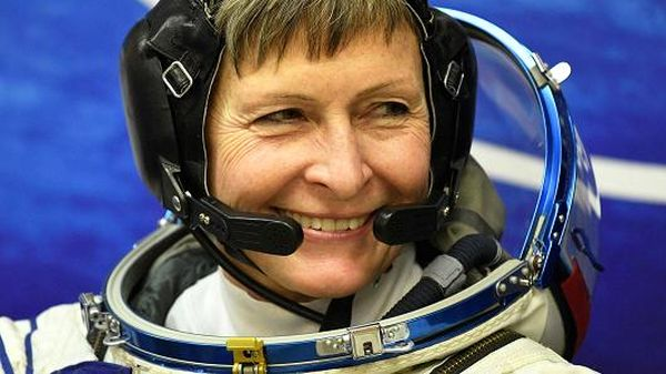 TRUMP CONGRATULATES RECORD-BREAKING ASTRONAUT ON INTERNATIONAL SPACE STATION