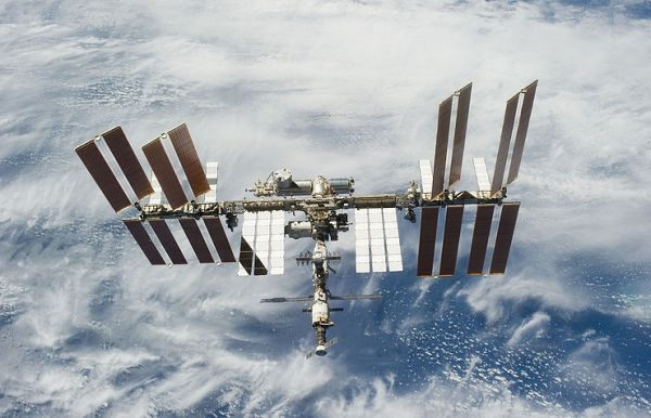 INTERNATIONAL SPACE STATION'S ORBIT RAISED BY 350 METERS