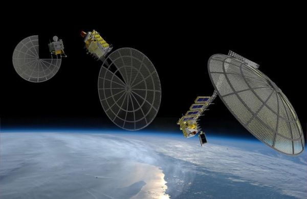 HOW BUILDING SATELLITES IN ORBIT WILL CHANGE OUR FUTURE IN SPACE