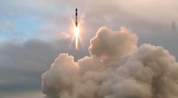 MAIDEN FLIGHT OF ROCKET LAB'S SMALL SATELLITE LAUNCHER REACHES SPACE