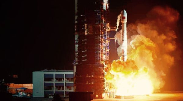 UPPER STAGE MALFUNCTION LEAVES CHINESE SATELLITE IN LOWER-THAN-PLANNED ORBIT