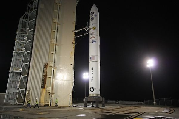 LAUNCH OF MILITARY'S NEW SPACE-BASED SATELLITE TRACKER DELAYED TWO MONTHS