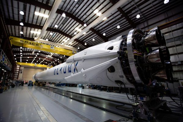 SPACEX WILL TRY FOR THIRD FALCON 9 LAUNCH IN LESS THAN TWO WEEKS