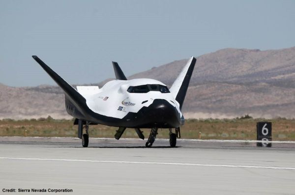 SIERRA NEVADA'S DREAM CHASER ON THE MOVE IN CALIFORNIA