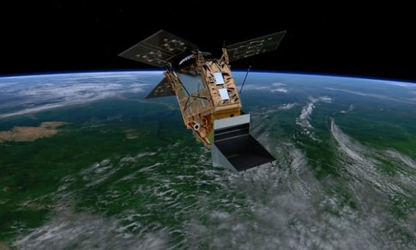 UK-BUILT POLLUTION MONITORING SATELLITE READY FOR LAUNCH