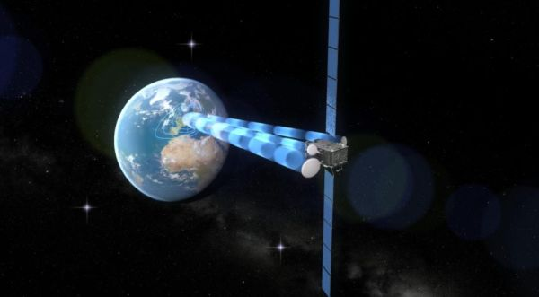 GERMANY'S LONG-AWAITED HEINRICH HERTZ SATELLITE NOW EXPECTED TO LAUNCH IN 2021