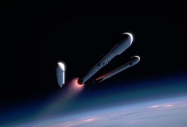 MUSK SETS EXPECTATIONS LOW FOR MAIDEN FALCON HEAVY LAUNCH