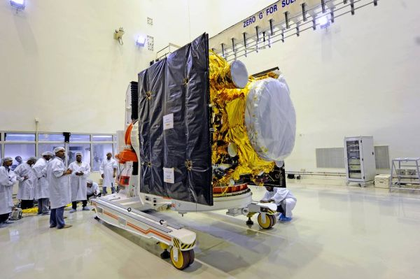 ISRO SET TO LAUNCH SATELLITE WITH CORRECTED CLOCKS