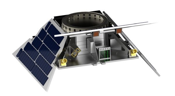 BRITISH COMPANIES PLAN SMALL SATELLITE HOSTED PAYLOAD MISSION