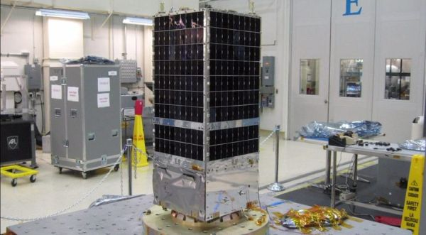 U.S. ARMY PREPARES TO LAUNCH KESTREL EYE SATELLITE ATOP FALCON 9