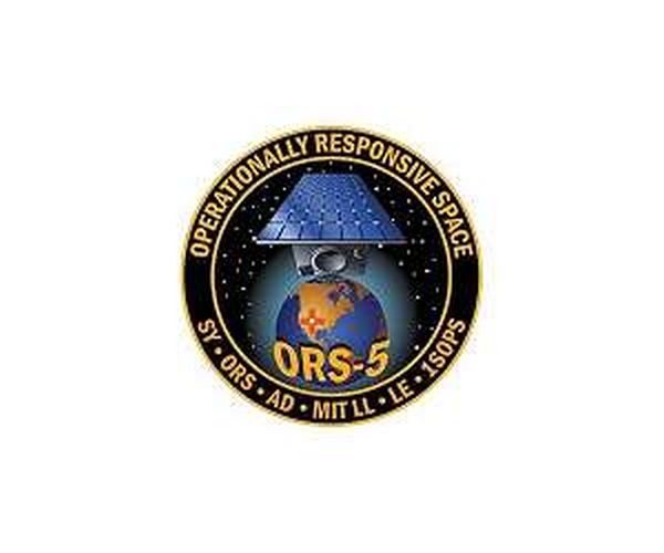ORS-5 SATELLITE PREPPED FOR LAUNCH