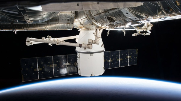 NASA TV BROADCASTS DRAGON RELEASE EARLY SUNDAY