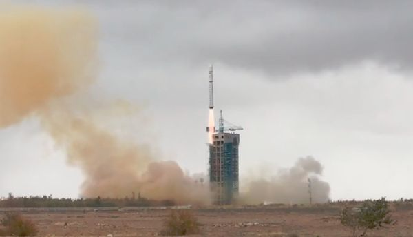 CHINA SUCCESSFULLY LAUNCHES EARTH-IMAGING SATELLITE FOR VENEZUELA