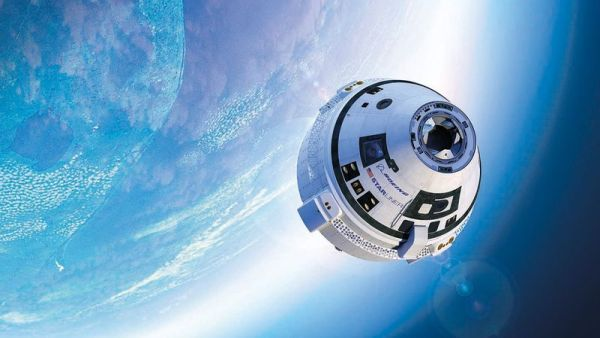 AMERICANS WILL HEAD TO SPACE AGAIN, WITHOUT A RUSSIAN TAXI