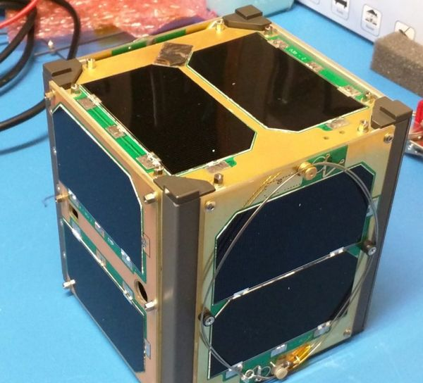 RADFXSAT (FOX-1B) FM SATELLITE SET TO LAUNCH IN NOVEMBER