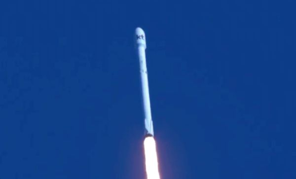 SpaceX launches — and lands — third rocket in three weeks