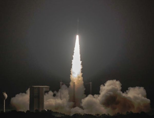 Morocco's first high-resolution surveillance satellite launched aboard Vega rocket