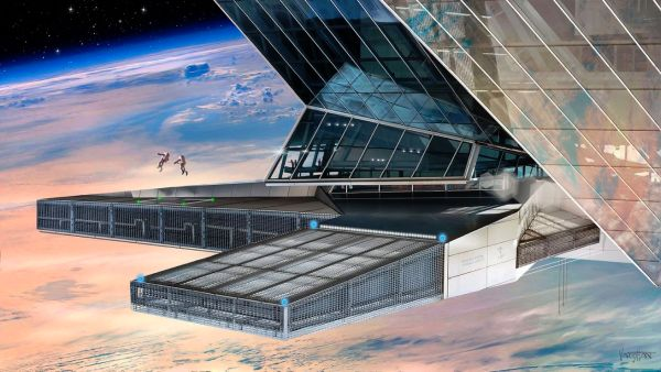 ASGARDIA, THE WORLD'S FIRST 'SPACE NATION', TAKES FLIGHT